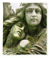 Allegorical Theory Fleece Blanket