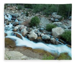Alluvial Falls Fleece Blanket