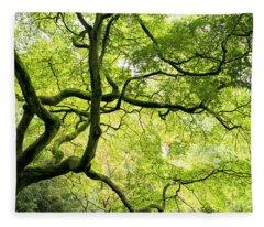 Almighty Acer Fleece Blanket