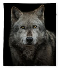 Alpha Male  Fleece Blanket