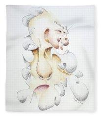 Alternate Speaker Fleece Blanket