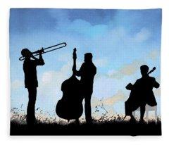 Altro Trio Fleece Blanket