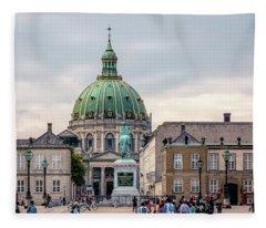 Amalienborg Fleece Blanket