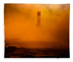 Amazing Sunrise Fleece Blanket
