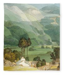 Ambleside Fleece Blanket