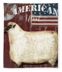 American Wool Fleece Blanket