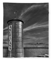 Americana Fleece Blanket