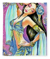 Amrita Fleece Blanket