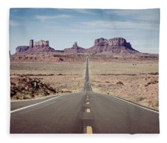 An American Icon Fleece Blanket
