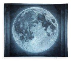 Ancient Echo Fleece Blanket