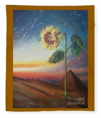 Blaa Kattproduksjoner              Ancient Energy Fleece Blanket