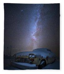 Ancient Uber  Fleece Blanket