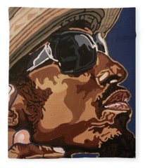 Andre 3000 Fleece Blanket