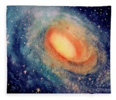 Andromeda Fleece Blanket
