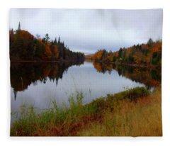 Androscoggin, 13 Mile Woods Fleece Blanket