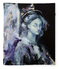 Angel 2 Fleece Blanket