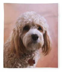 Angel Fleece Blanket