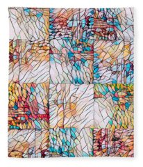 Angel Dreamweaver Fleece Blanket