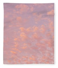 Angel Sky Fleece Blanket