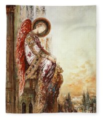 Christian Architecture Fleece Blankets