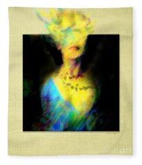 Anonymity Fleece Blanket