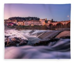 Another Point Of View Fleece Blanket