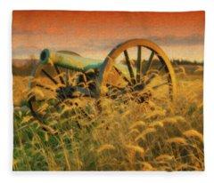 Antietam Battlefield - Dwp140321 Fleece Blanket