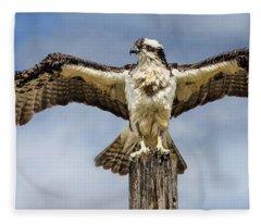 Anyone Have A Hairdryer? Fleece Blanket