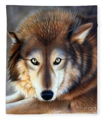 Apparition Fleece Blanket
