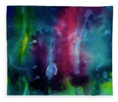 Apparitions  Fleece Blanket