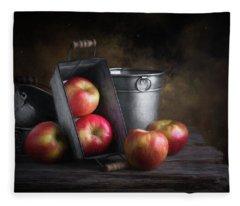 Delicious Photographs Fleece Blankets
