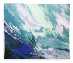 Aquaria Fleece Blanket