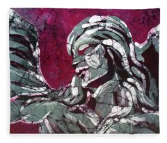 Archangel Fleece Blanket