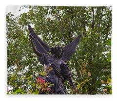 Archangel Fleece Blanket