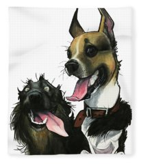 Archer 3416 Fleece Blanket