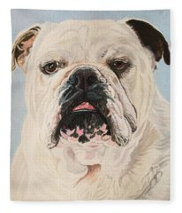 Archie Fleece Blanket