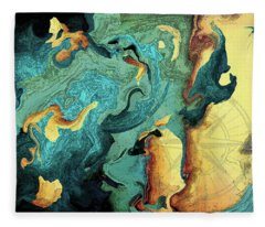 Archipelago Fleece Blanket