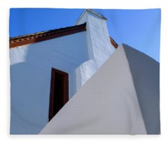 Architecture Photography From Saint Augustine Florida Fleece Blanket