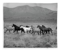 Argentina_87-12 Fleece Blanket