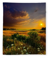 Aridity Fleece Blanket