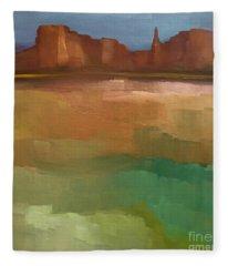 Arizona Calm Fleece Blanket