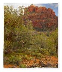Arizona Outback 3 Fleece Blanket