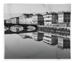 Arno Reflections 1 Fleece Blanket