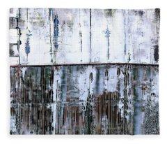Art Print Abstract 45 Fleece Blanket