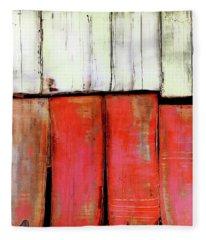 Art Print Abstract 88 Fleece Blanket