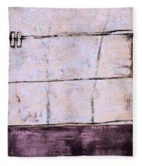 Art Print Abstract 100 Fleece Blanket