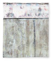 Art Print Abstract 101 Fleece Blanket