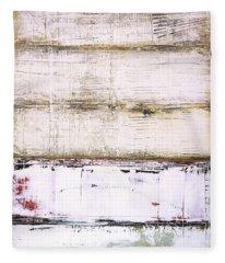 Art Print Abstract 25 Fleece Blanket
