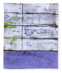 Art Print Abstract 70 Fleece Blanket