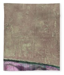 Art Print Abstract 94 Fleece Blanket